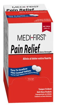 PAIN RELIEF 250 Tablets